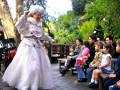 Holiday show at the LA Zoo, featuring the Snow Princess