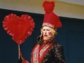 Cat as the Queen of Hearts