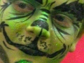 The Grinch full face